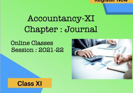 Journal-XI
