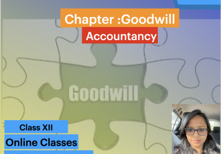 Goodwill – XII