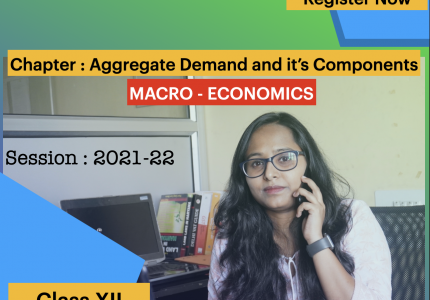 Aggregate Demand and It's component